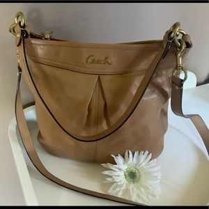 COACH F20114 ASHLEY Hippie Crossbody Satchel